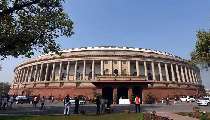 Indian Parliament Winter Session – December 2018
